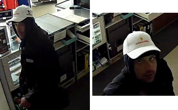4e54ff22721 Camera photos of thief from Red Deer