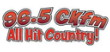 Click here to visit our CK-FM Radio 96.5 sponsor.